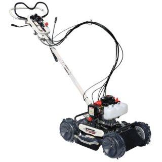 (予約商品) 草刈機 共立 やまびこ AZ431F 斜面 法面刈機 畦草刈機 自走式 傾斜刈機
