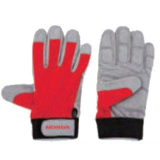 ホンダ 刈払機 草刈機 振動低減手袋 Mサイズ (11774) 安全防具 保護具