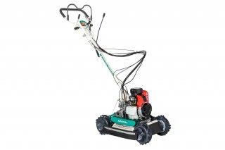 草刈機 オーレック スパイダーモア SP852AF 斜面 法面刈機 畦草刈機 自走式傾斜刈機