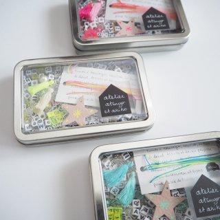 ATSUYO ET AKiKO<br>DIY Accessories Kit<br>- Cosmic Star -<br>3colors