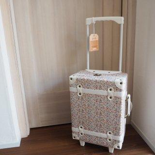 《送料無料》Olli Ella<br>see-ya suitcase<br>prairie floral