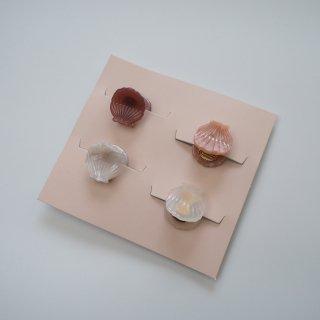 Konges Slojd<br>4pack hair clips clam<br>mini