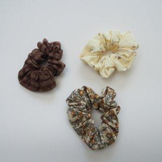 Konges Slojd<br>scrunchies 3set<br>small