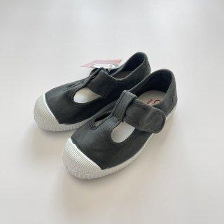 Cienta<br>velcro T-strap shoes<br>antracita/dyed<br>22(13cm)〜29(18cm)