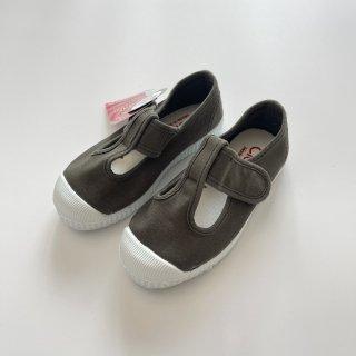 Cienta<br>velcro T-strap shoes<br>tourba/dyed<br>22(13cm)〜29(18cm)