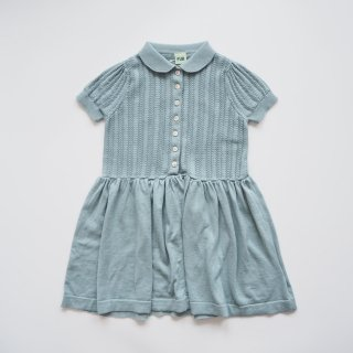 <img class='new_mark_img1' src='https://img.shop-pro.jp/img/new/icons14.gif' style='border:none;display:inline;margin:0px;padding:0px;width:auto;' />FUB<br>pointelle dress<br>dusty blue<br>(100,110,120)