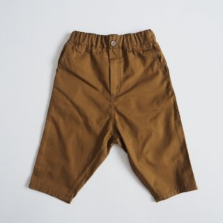 nunuforme<br>new buggy pants<br>brown<br>(95,105,115,125)