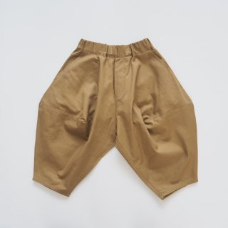nunuforme<br>ox pointed pants<br>brown<br>(95,105,115,125)