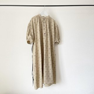 GRIS<br>dreaming dress<br>beige charcoal<br>(S,M,L)