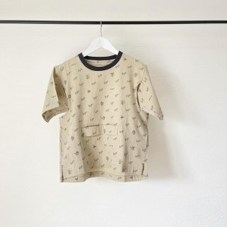 <img class='new_mark_img1' src='https://img.shop-pro.jp/img/new/icons14.gif' style='border:none;display:inline;margin:0px;padding:0px;width:auto;' />GRIS<br>garden smock<br>beige charcoal<br>(S,M,L)