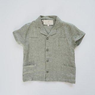 <img class='new_mark_img1' src='https://img.shop-pro.jp/img/new/icons14.gif' style='border:none;display:inline;margin:0px;padding:0px;width:auto;' />Bebe Organic<br>jack 5 pocket shirt<br>khaki<br>(3y,4y,6y)
