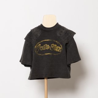 <img class='new_mark_img1' src='https://img.shop-pro.jp/img/new/icons14.gif' style='border:none;display:inline;margin:0px;padding:0px;width:auto;' />folkmade<br>print lace T-shirts<br>black<br>(S,M,L,LL)