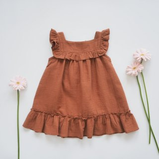 <img class='new_mark_img1' src='https://img.shop-pro.jp/img/new/icons14.gif' style='border:none;display:inline;margin:0px;padding:0px;width:auto;' />LiiLU<br>lina dress<br>toffee<br>(2y,4y,6y,8y)