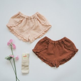 <img class='new_mark_img1' src='https://img.shop-pro.jp/img/new/icons14.gif' style='border:none;display:inline;margin:0px;padding:0px;width:auto;' />LiiLU<br>bella shorts<br>nude / toffee<br>(2y,4y,6y,8y)
