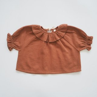 <img class='new_mark_img1' src='https://img.shop-pro.jp/img/new/icons14.gif' style='border:none;display:inline;margin:0px;padding:0px;width:auto;' />LiiLU<br>oana blouse<br>toffee<br>(2y,4y,6y,8y)