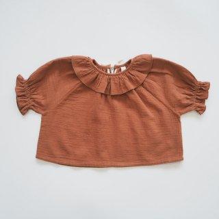 LiiLU<br>oana blouse<br>toffee<br>(2y,4y,6y,8y)