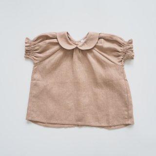 Nellie Quats<br>duck duck goose blouse<br>clay<br>(18-24m,3-4y,5-6y,7-8y)