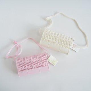 Sunjellies<br>jelly purse<br>cream / pink