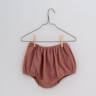 little cotton clothes<br>charlie bloomers<br>old rose<br>(12-18m,18-24m,2-3y,3-4y,4-5y)