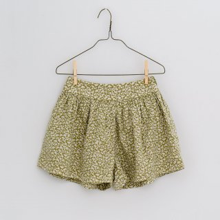 little cotton clothes<br>joanie shorts<br>blossom floral samphire<br>(3-4y,4-5y,5-6y,6-7y)