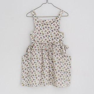 little cotton clothes<br>roberta pinnie<br>muslin aster floral<br>(2-3y,3-4y,4-5y,5-6y,6-7y)