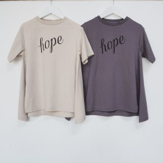 <img class='new_mark_img1' src='https://img.shop-pro.jp/img/new/icons14.gif' style='border:none;display:inline;margin:0px;padding:0px;width:auto;' />GRIS<br>back flare T-shirt<br>sand / purple<br>(S,M,L)