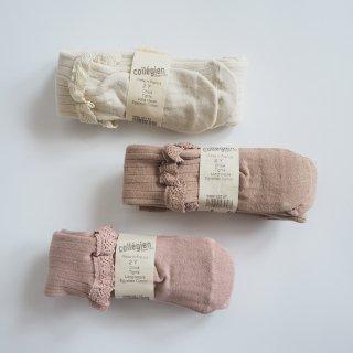 Collegien<br>chloe<br>ruffle tights<br>3colors<br>(1y,18m,2y,3-4y,5-6y)