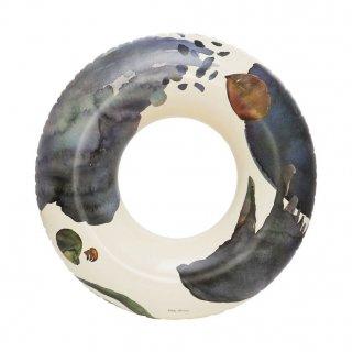 Petites Pommes<br>anna swim ring<br>watercolour×Joya Logue<br>60cm