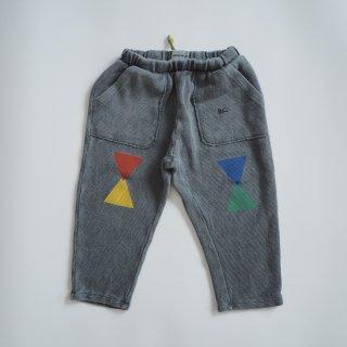 BOBO CHOSES<br>geometric jogging pants<br>(12-18m,18-24m,24-36m)