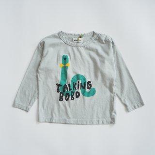 BOBO CHOSES<br>scholar worm long sleeve T-shirt<br>(12-18m,18-24m,24-36m)