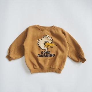 BOBO CHOSES<br>birdie sweatshirt<br>(2-3y,4-5y,6-7y)