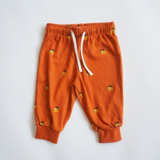 TINYCOTTONS<br>dogs baby pant<br>true brown<br>(12m,18m,24m)