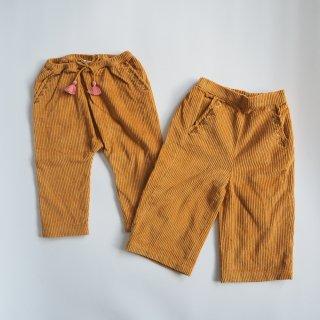 LOUISE MISHA<br>flor pants<br>camel<br>(24m,3y,4y,5y,6y)