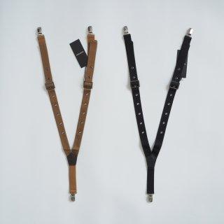 nunuforme<br>suspender<br>brown / black<br>(one size)