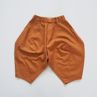 nunuforme<br>ox pointed pants<br>orange<br>(95,105,115,125)