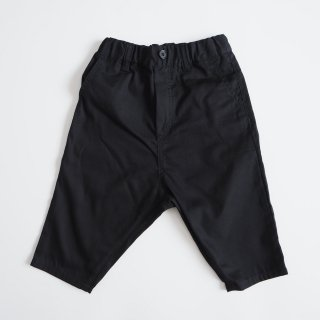 nunuforme<br>new buggy pants<br>black<br>(95,105,115,125,135,145)