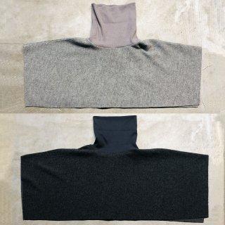 nunuforme<br>layered cape<br>gray / charcoal<br>(L/6-7y)