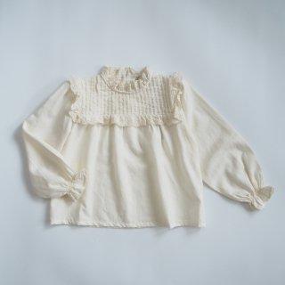 the new society<br>violeta blouse<br>natural<br>(3y,4y,6y)