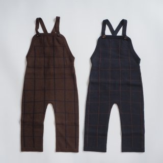 <img class='new_mark_img1' src='https://img.shop-pro.jp/img/new/icons14.gif' style='border:none;display:inline;margin:0px;padding:0px;width:auto;' />FUB<br>body felted overalls<br>walnut / dark navy<br>(80,86,92)