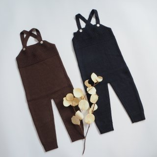 <img class='new_mark_img1' src='https://img.shop-pro.jp/img/new/icons14.gif' style='border:none;display:inline;margin:0px;padding:0px;width:auto;' />FUB<br>body overalls<br>walnut / dark navy<br>(80,86,92)