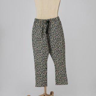 folkmade<br>leopard jodhpurs pants<br>beige leopard print<br>(S,M,L,LL)
