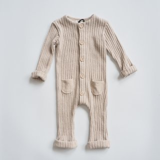 <img class='new_mark_img1' src='https://img.shop-pro.jp/img/new/icons14.gif' style='border:none;display:inline;margin:0px;padding:0px;width:auto;' />1+in the family<br>jumpsuit<br>cream<br>(9m)