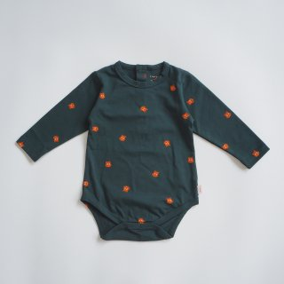 TINYCOTTONS<br>squirrel body<br>ink blue<br>(9m,12m,18m)
