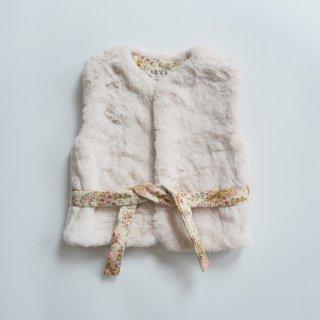 LOUISE MISHA<br>eva reversible vest<br>cream <br>(18m,24m,3y)