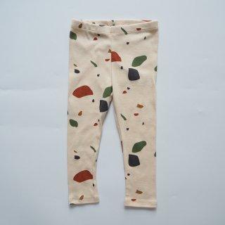 organic zoo<br>leggings<br>terazzo<br>(6-12m,1-2y,2-3y,3-4y)