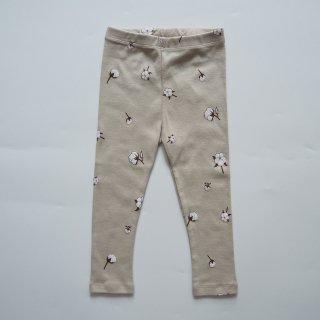 organic zoo<br>leggings<br>cotton field<br>(6-12m,1-2y,2-3y,3-4y)