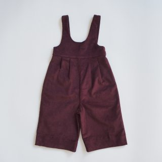 <img class='new_mark_img1' src='https://img.shop-pro.jp/img/new/icons14.gif' style='border:none;display:inline;margin:0px;padding:0px;width:auto;' />minimom<br>iris jumpsuit<br>burgundy<br>(2y,3y,4y,5y,6y)