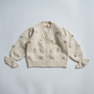 <img class='new_mark_img1' src='https://img.shop-pro.jp/img/new/icons14.gif' style='border:none;display:inline;margin:0px;padding:0px;width:auto;' />Rylee + Cru<br>flounce cardigan<br>stone<br>(2-3y,4-5y,6-7y,8-9y)