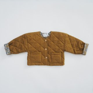 <img class='new_mark_img1' src='https://img.shop-pro.jp/img/new/icons14.gif' style='border:none;display:inline;margin:0px;padding:0px;width:auto;' />Nellie Quats<br>twister jacket<br>burnt caramel<br>(18-24m,3-4y,5-6y,7-8y)