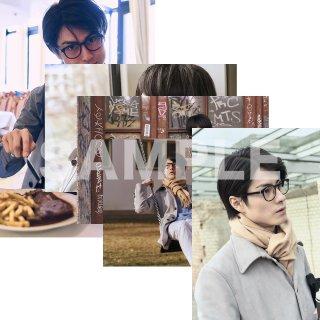 松村龍之介 ベルリンブロマイド5枚セット�